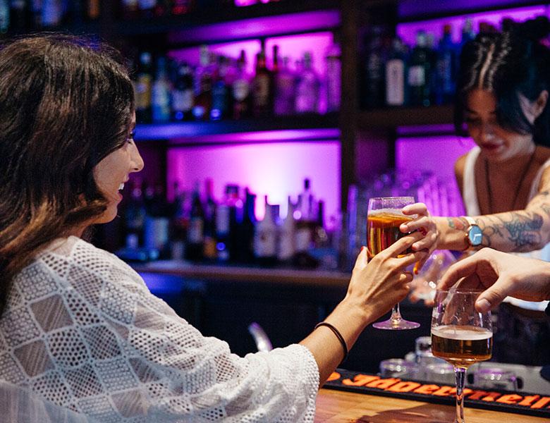 Barman-profesional