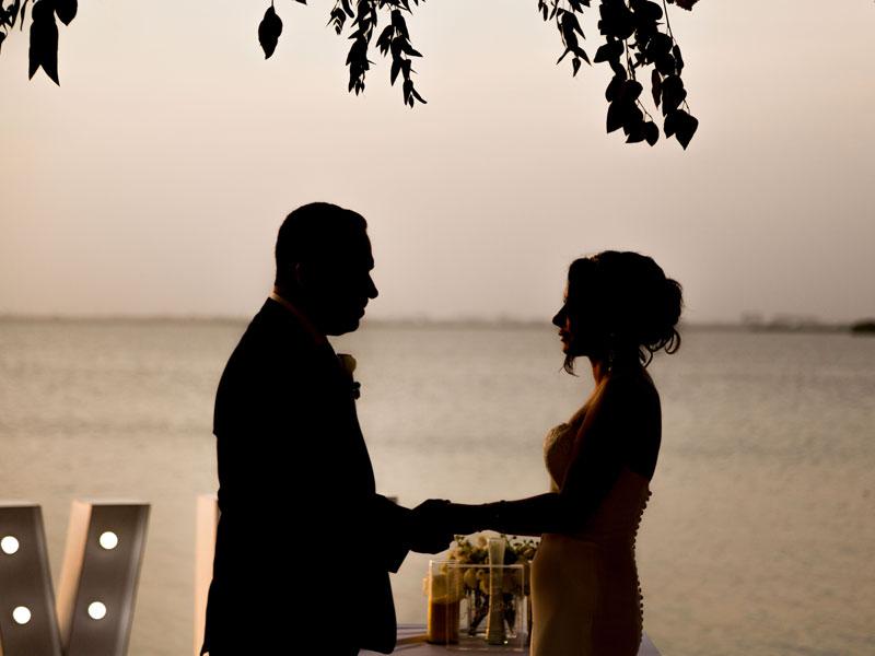 Costo de celebrar una boda