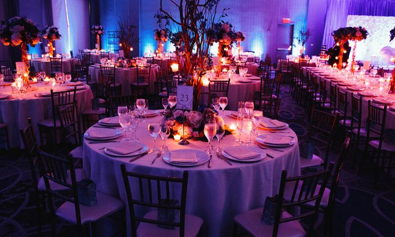 Decoración de Interiores en un Evento